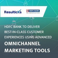 HDFC Bank to deliver best-in-class customer experiences using advanced omnichannel marketing tools