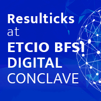 Resulticks at BFSI Conclave