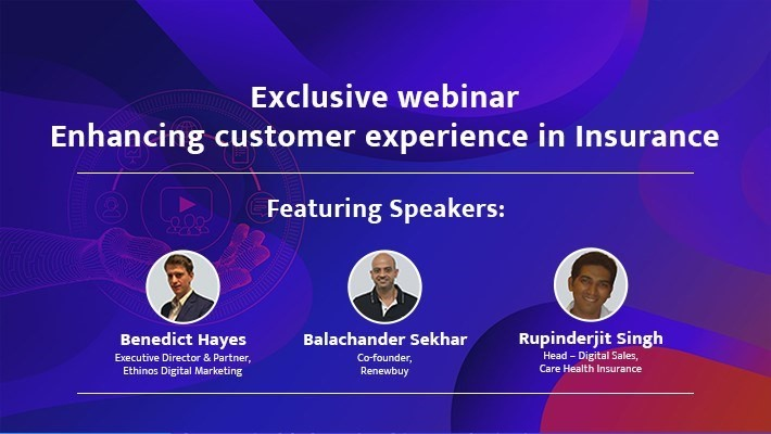 Enhancing customer experience in Insurance