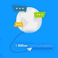 1 Billion Communications And Going Strong
