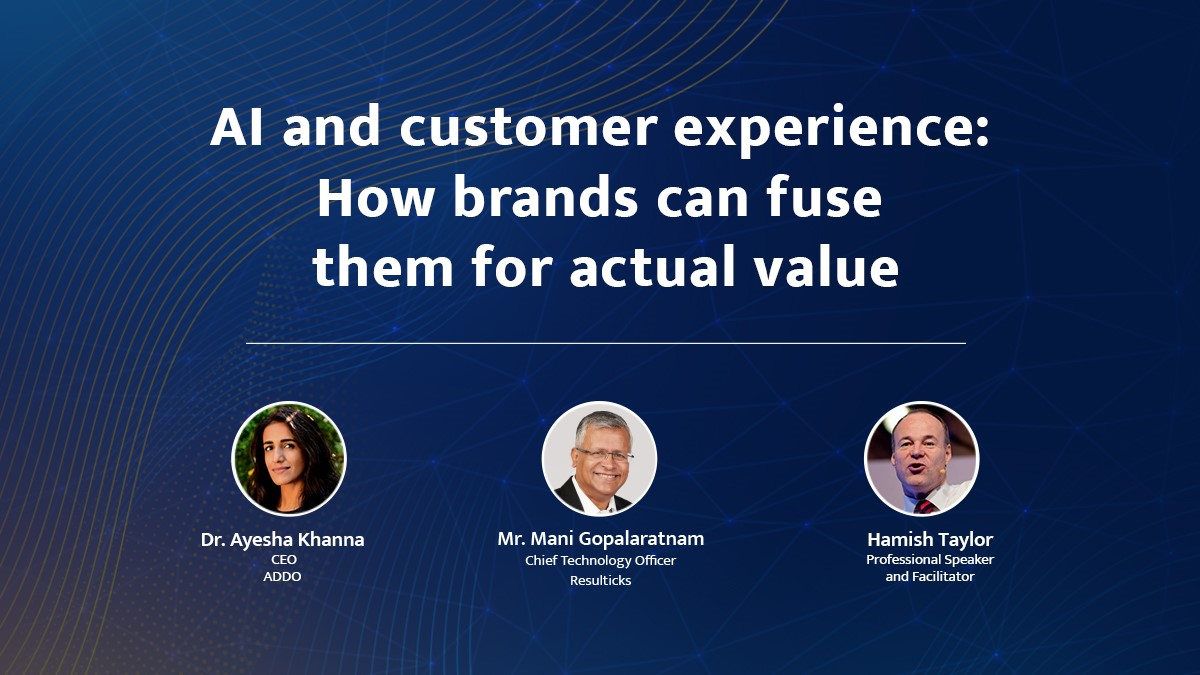 AI and customer experience: How brands can fuse them for actual value