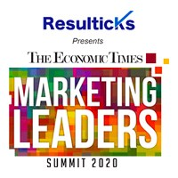 Resulticks' The Economic Times Marketing Leaders Summit 2020