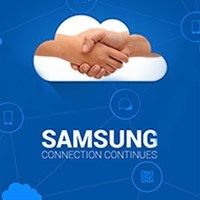 The Samsung connection continues
