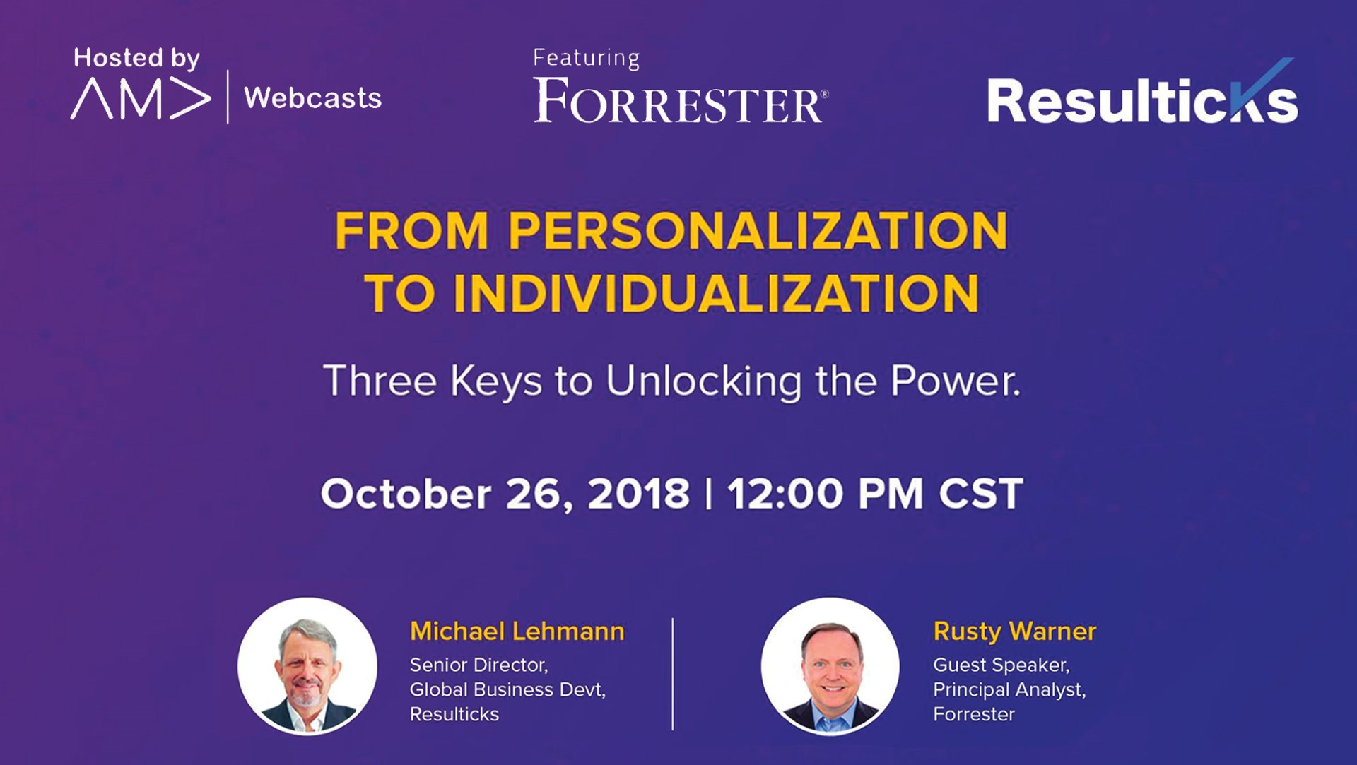 From personalization to individualization: Three keys to unlocking the power