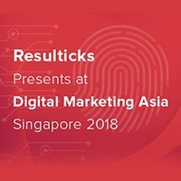 Resulticks Presents at Digital Marketing Asia Singapore 2018
